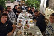 Γεύμα πριν την πρεμιέρα [pics]